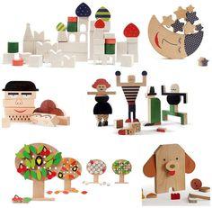 Juegos y juguetes de madera - Shusha toys.