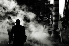 """Silo and Smoke"" - Markus Hartel"