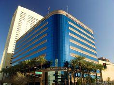 AZ republic building in phoenix. Also where NBC is located.