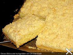 Streuselkuchen, ein gutes Rezept aus der Kategorie Kuchen. Bewertungen: 9. Durchschnitt: Ø 3,4.