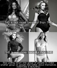 Body Image: It Doesn't Matter What Size You Are…Stop the Body Snark