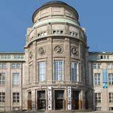 Deutsches Museum, the entrance