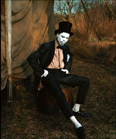 Chris Rock. Photo by Annie Leibovitz.