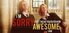 Image result for fred and george poster