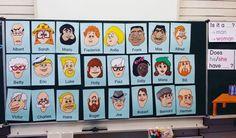'WER IST ES- DIY' 'GUESS WHO-DIY' In einer meine kreativen Phasen habe ich nach einer Idee auf einem Lehrerblog (leider weiß ich nicht mehr welcher ) die Charaktere von 'Wer ist es?' Auf DIN A4 Papier gemalt. Im Englischunterricht ein echter HIT!! #guesswho #weristes #diy #selbstgemacht #childhood #childhoodmemories #teachersofinstagram #teachlovesleeprepeat #lehrer #grundschule #happyteaching #english #englischunterricht #bestesspiel #kreativ #lovemyjob❤