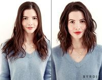 You Voted and the Results Are In! Our Editor's New Haircut Is... via @byrdiebeauty