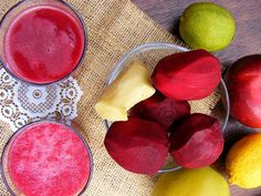 Healthy Smoothies, Healthy Drinks, Eat Pray Love, Fun Drinks, Milkshake, Fruit, Cooking, Recipes, Food