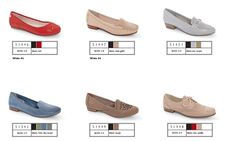 Some flats from Green Cross for ladies
