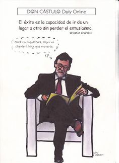 Don Cástulo: Spain is different.