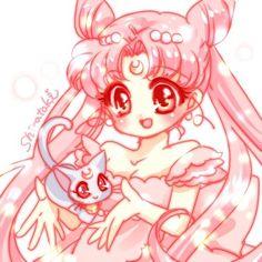 Princess Usagi Lady Serenity and Diana