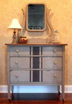 House of FabForLess: The Little Dresser that Wood