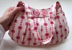 I love the buttercup bag. I make and sell them. I need to get some more prints!