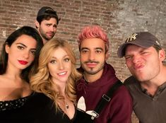 From the sweet to the silly and everything in between, thank you for a wonderful weekend! We love you, angels! Shadowhunters Cast, Shadowhunters The Mortal Instruments, Dominic Sherwood, Matthew Daddario, Katherine Mcnamara, Clary And Jace, City Of Bones, Film Serie, Shadow Hunters