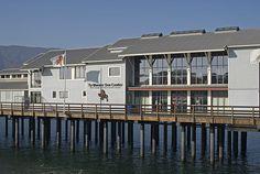 Ty Warner Sea Center on Stearns Wharf