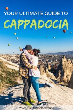 Looking for things to do in Cappadocia? This ultimate 5-day itinerary is packed will all the important information on the region. Cappadocia Turkey | Cappadocia travel | Turkey Travel | Cappadocia itinerary | Kapadokya travel | Kapadokia travel | Cappadocia Turkey travel bucket lists Europe Destinations, Europe Travel Guide, Asia Travel, Travel Guides, Honeymoon Destinations, Travel List, European Travel, Amazing Destinations, Stuff To Do