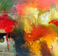 Pushing the Limits of Reality - SOLD! http://www.paulajonesart.com/