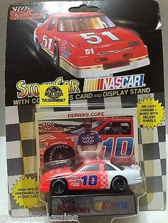 (TAS009097) - Racing Champions Die-Cast Car - Derrike Cope