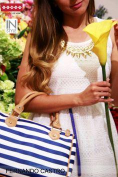 #FashionBySiman y SweetStyle: Descubre una nueva forma de combinar tu bolso favorito con tu outfit del día, para crear un look #InStyle