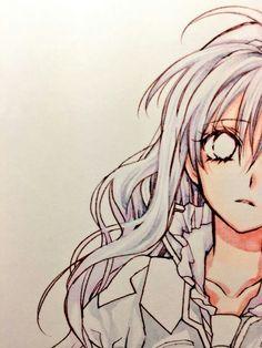 Ushio sketch by Arina Tanemura