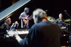 Gli Area in concerto a Roma