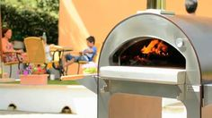 Perche scegliere un forno a legna nel tuo giardino?