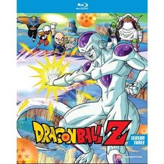 Dragon Ball Z: Season Three (Blu-ray) (Widescreen)