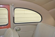 VW Fusca Beetle Automotive Upholstery, Car Upholstery, Vw Classic, American Classic Cars, Carros Vintage, Vw Super Beetle, Vw Parts, Vw Beetles, Vw Bus