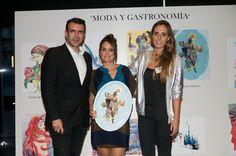 """Miriam Martínez es una de los ganadores de nuestro Concurso de Ilustración """"Moda y Gastronomía"""". ¡Felicidades!"""