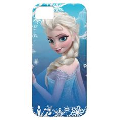 Elsa the Snow Queen iPhone 5/5S Cases #frozen #iphonecase