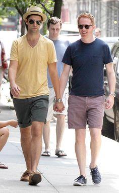 ferguson gay personals Jesse tyler ferguson was born in missoula ferguson is openly gay and singles my lifelong love (2012) filmography.