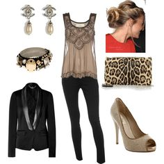 Perfect 'going out' outfit
