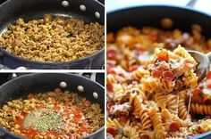 7 Quick And Delicious Dinners To Make If You Have No Free Time