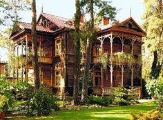 Znalezione obrazy dla zapytania architektura staroruska