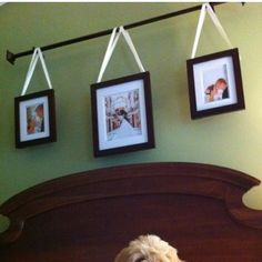 Like this idea -- my try it in one of my rooms. :)