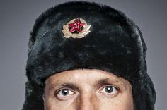 the Russian non-smile