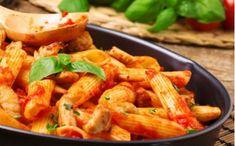 Recetario Penne, Fusilli, Thai Red Curry, Sandwiches, Shrimp, Carrots, Vegetables, Ethnic Recipes, Food