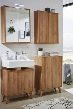 Scandi Home, Double Vanity, Sink, Shelves, Bathroom, Ikea Hacks, Products, Wellness, Perms