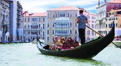 """Glide through the """"Serene City"""" during a private Gondola Ride on an Adventures by Disney journey to Venice, Italy Disney Vacations, Disney Trips, Dream Vacations, Walt Disney Parks, Italy Tours, Italy Trip, Italy Vacation, Vacation Spots, Adventures By Disney"""