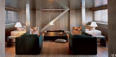 Step Aboard Giorgio Armani's Sleekly Elegant Yacht Photos | Architectural Digest
