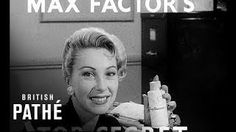 Hilarious Max Factor Commerical for Top Secret Hair Product! - YouTube