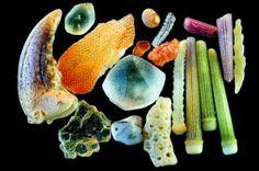 Grain de sable, Gary Greenberg via Journal du Design