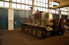 Tiger 1 Panzermuseum Munster