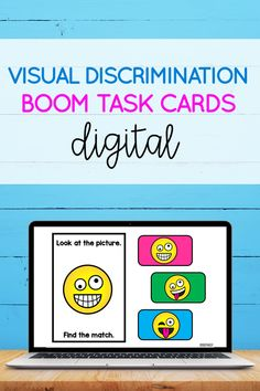 Add visual discrimination tasks to your reading intervention groups! From matching pictures and letterbox shapes, to shadow matches and visual closure tasks - all using independent digital Boom Cards! These would be great for the kindergarten classroom - I used them in the first grade resource room.