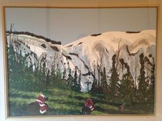 Biss, Earl - Long Way to Squaw Valley Signed Limited Edition Serigraph 18/65 by TudorGalleriesDenver on Etsy