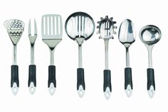 Kitchen tools and utensils Cooking Utensil Holder, Cooking Utensils Set, Utensil Set, Kitchen Utensils, Kitchen Tools, Cooking Videos, Cooking Tools, Cooking Recipes, Gadgets