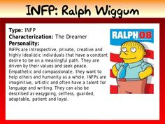 INFP Simpsons