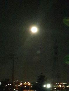 31.07.15 A  full moon....trinidad Amazing!!!