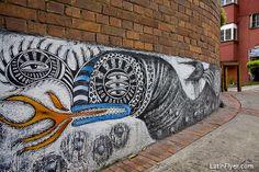 upscale art districts | La Macarena: Exploring Art Galleries and Restaurants in Bogota's Artsy ...