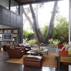 Bring the outside IN! #nature #interiordesign #luxe #tresorsdeluxe #style #decor #inspiration #tresorsdeluxejewelry