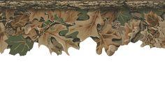 Designer:  Lake Forest Lodge - Advantage Camo Pattern:  WD4130B - Camo Border Prepasted   Your Price: $16.95 per 15 ft spool
